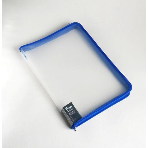 ファイルケース ファスナー付 B4サイズ用 [...