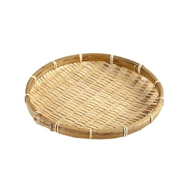 ざる 竹製 22cm