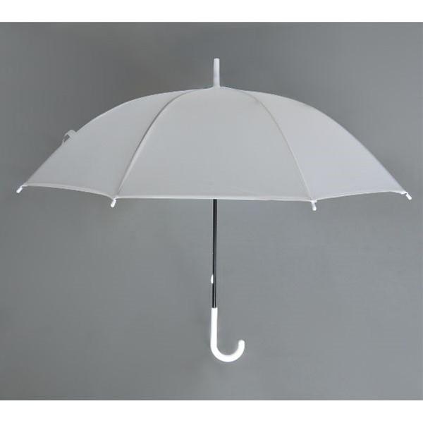 ビニール傘 半透明 48cm