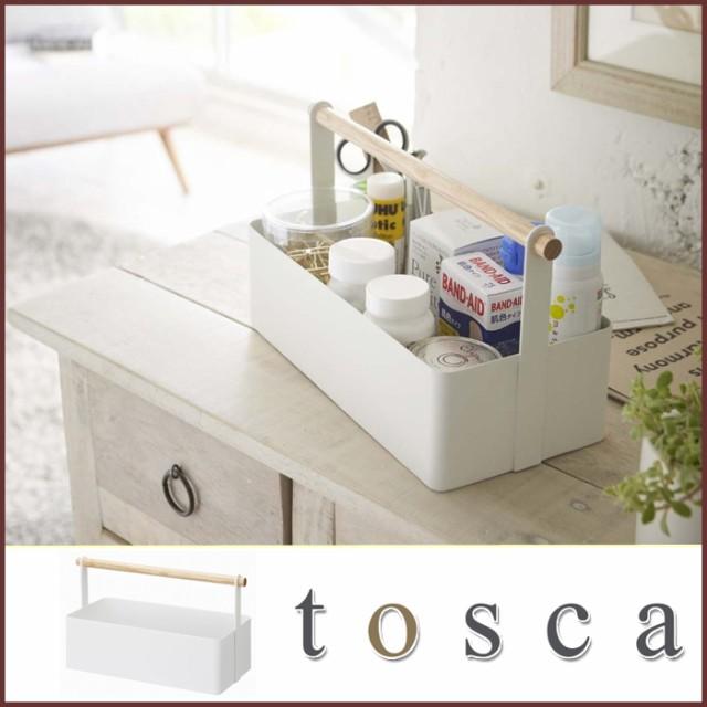 tosca トスカ ツールボックス L【整理ボックス/...