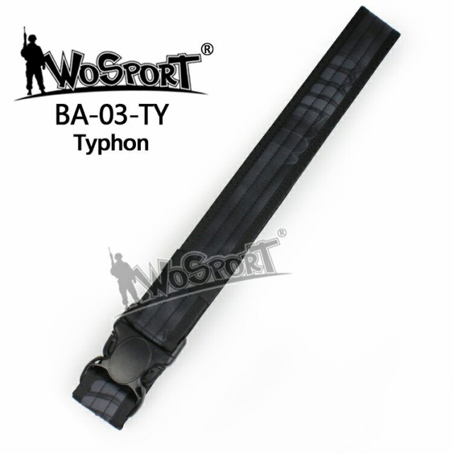 WoSporT デューティーベルト TYPHON