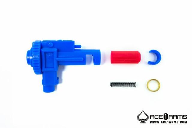 ACE1 ARMS ポリカーボネート ホップアップチャン...