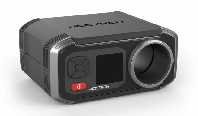 ACETECH AC6000 高性能弾速計 (有機EL/自動感度補...
