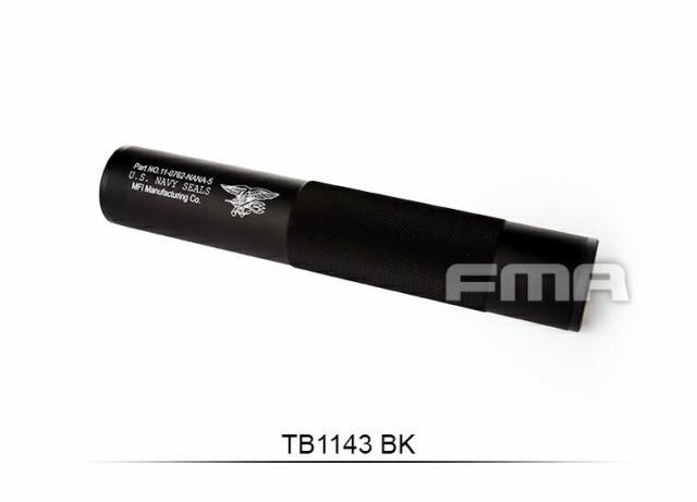 FMA Navy Force サイレンサー 35x198mm BK 14mm正...