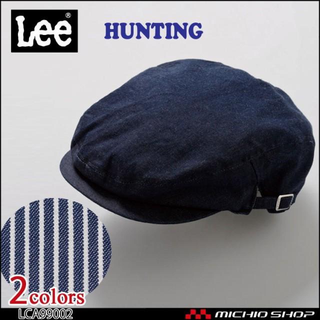 Lee リー ハンチング 帽子 LCA99002 デニム ヒッ...