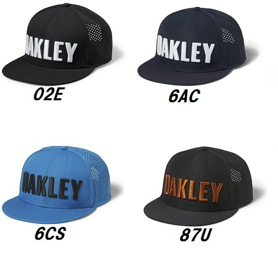OAKLEY (オークリー) 帽子 アウトドアキャップ O...
