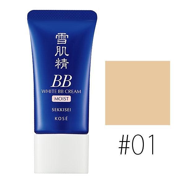 コーセー 雪肌精 ホワイト BBクリーム モイスト【...