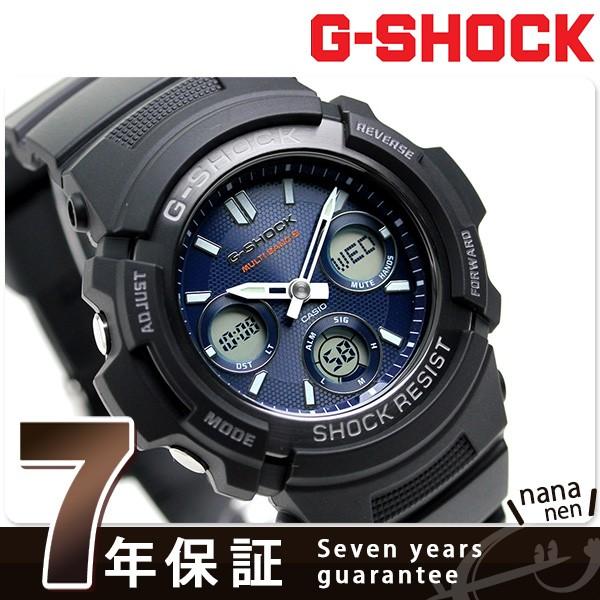 【あす着】G-SHOCK 電波ソーラー メンズ 腕時計 A...