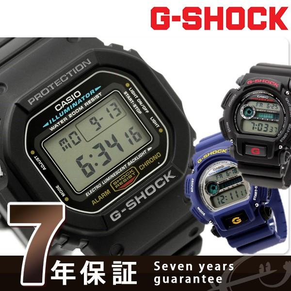 【あす着】CASIO G-SHOCK G-ショック DW-5600E-1V...