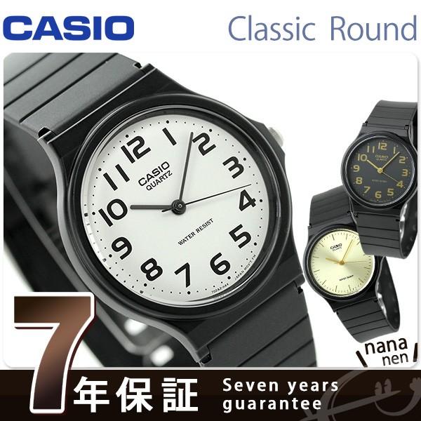 カシオ チプカシ 海外モデル クラシック ラウンド...