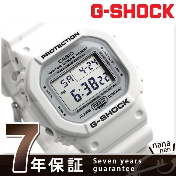 【あす着】G-SHOCK スペシャルカラー ホワイト メ...