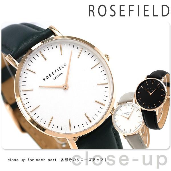 【あす着】ROSEFIELD ローズフィールド バワリー 38mm Bowery 腕時計 選べるモデル