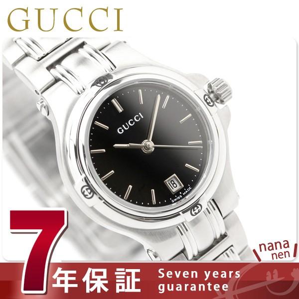 グッチ GUCCI 9045 時計 レディース ブラック YA0...