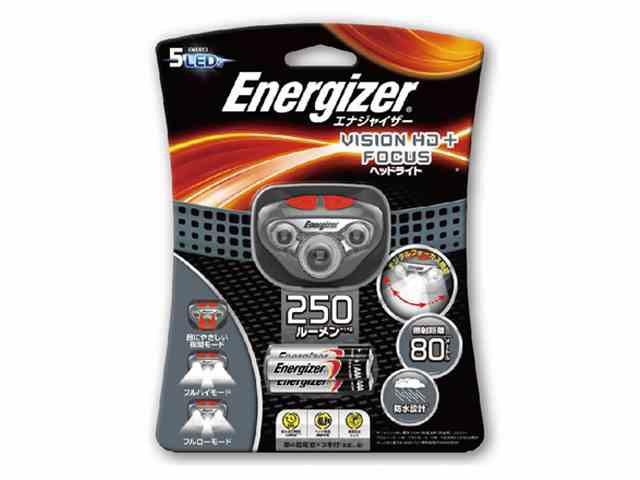 エナジャイザー/Energizer ヘッドライト 5LED HD...