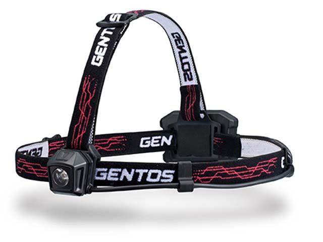 ジェントス/GENTOS GD-003D (ヘッドラ...