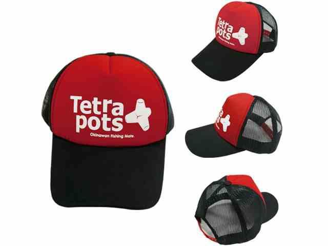 Tetrapots/テトラポッツ TRC-008 ビッグ ロゴ...