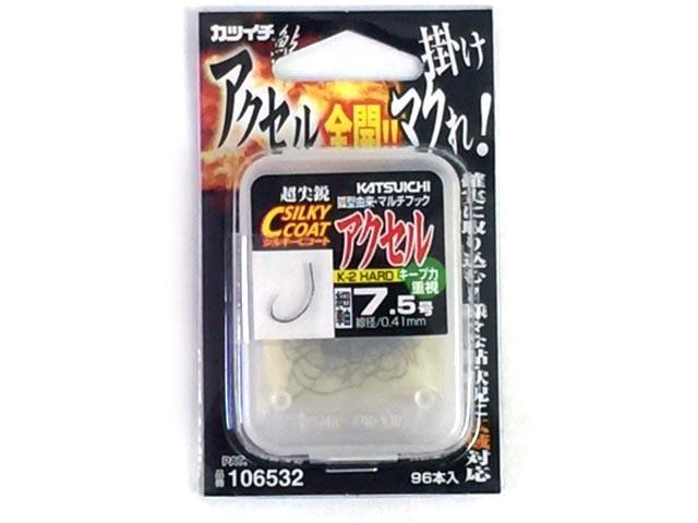 カツイチ/KATSUICHI アクセル (96本入り ...