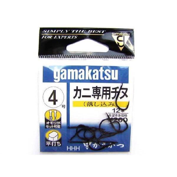 がまかつ/Gamakatsu  カニ専用チヌ