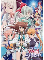 【中古】ViVid Strike! Vol.1 b16353/KWBA-1963...