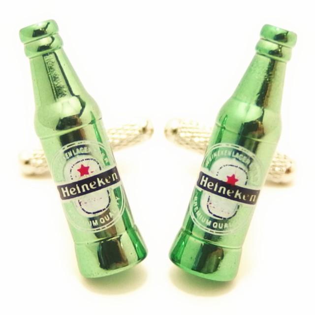思わず飲みに行きたくなるハイネケンビール瓶のカ...