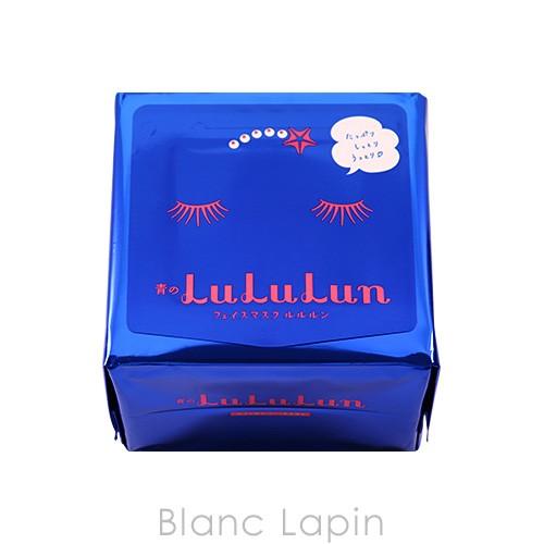 ルルルン LULULUN フェイスマスク青のルルルン も...