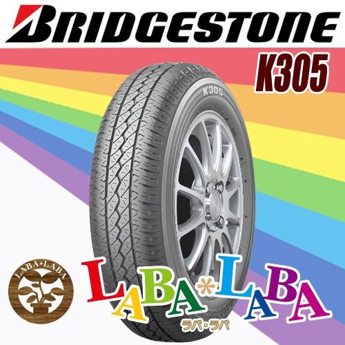 BRIDGESTONE 145R12 6PR K305 ブリヂストン 軽ト...