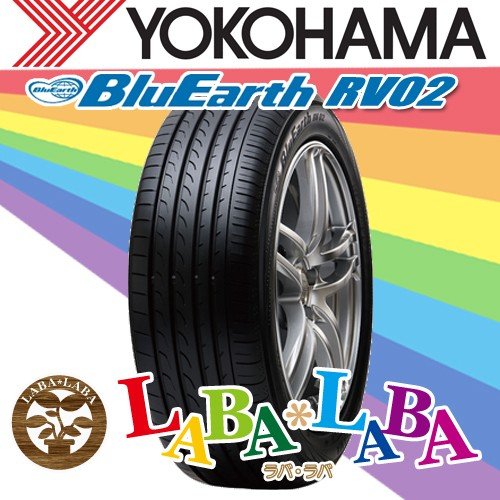 235/50R18 97V ヨコハマ RV02 BluEarth ミニバン