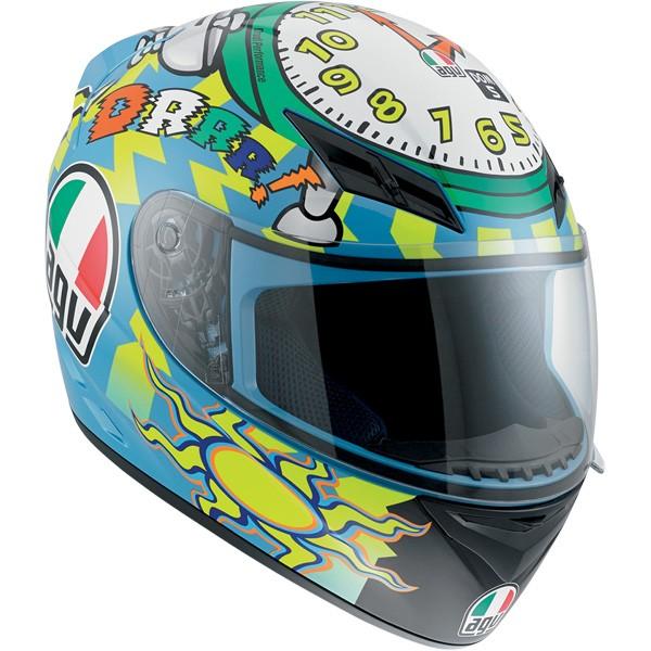 超特価!! AGV K3 ヘルメット Rossi ロッシ Wake U...