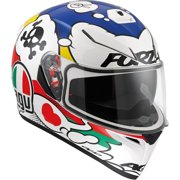 超特価!! AGV K3 SV ヘルメット Comic コミック