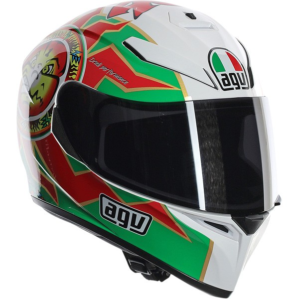 超特価!! AGV K3 SV ヘルメット Imola イモラ