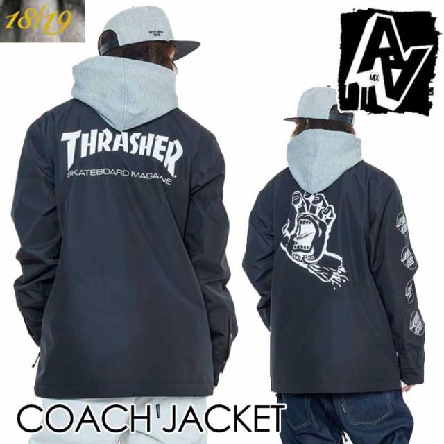AA hardwear 18-19 ダブルエー ウエア COACH JACK...