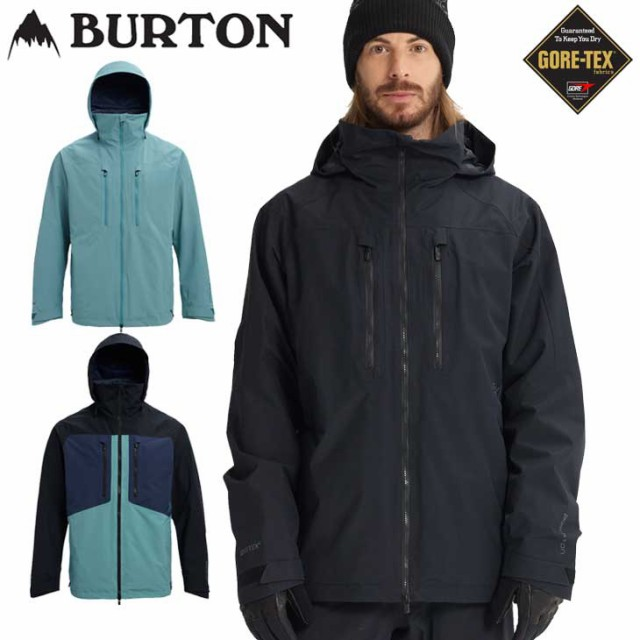 18-19 BURTON バートン メンズ ウエア スノーボード ゴアテックス ak Gore-Tex Swash Jacket ジャケット 【返品種別OUTLET】
