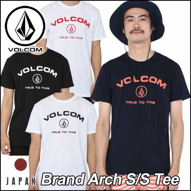 VOLCOM ボルコム tシャツ メンズ Japan LimitedBr...