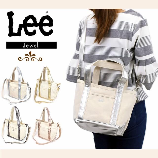 Lee(リー) jewel(ジュエル) 2WAYミニトートバッグ...