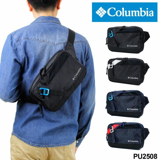 Columbia(コロンビア) 2WAY ボディバッグ ウエス...
