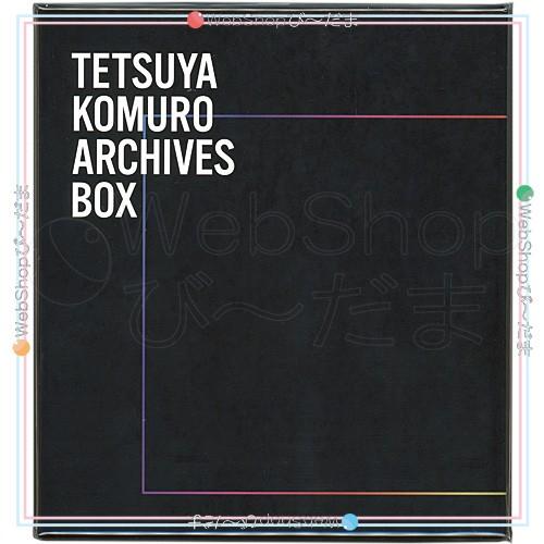 小室哲哉 TETSUYA KOMURO ARCHIVES BOX[9CD]/通販...