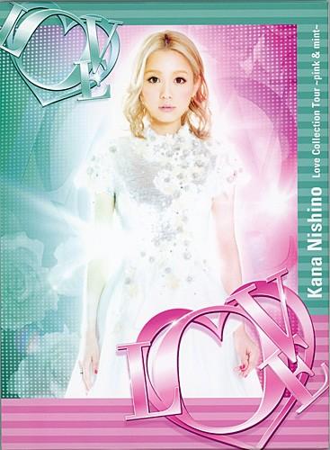 【中古】西野カナ/Love Collection Tour pink&mi...