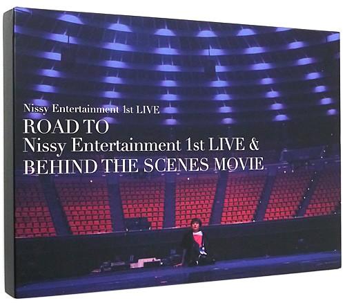 【中古】Nissy/ROAD TO Nissy Entertainment 1st ...