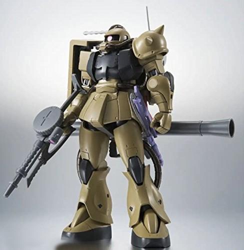ROBOT魂 [SIDE MS] MS-06F ザク・マインレイヤー ...