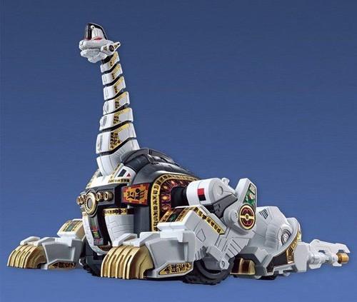 スーパーミニプラ 獣騎神キングブラキオン/恐竜戦...