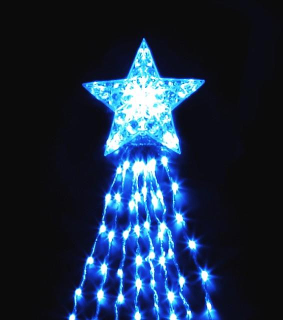 【送料無料】クリスマスイルミネーション LEDナ...