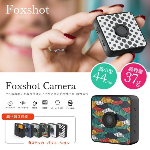 Foxshot Camera フォックスショット 防水性 小型 ...