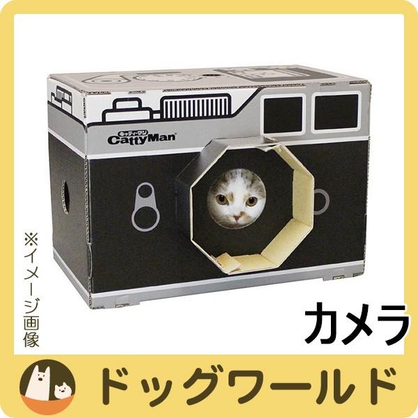ドギーマン 爪みがきにゃんボックス カメラ 【猫...