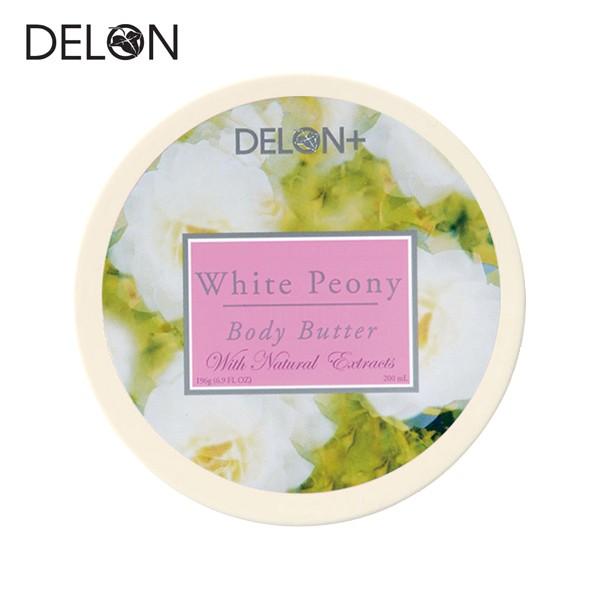 DELON デロン ボディバター ホワイトピオニー 196...