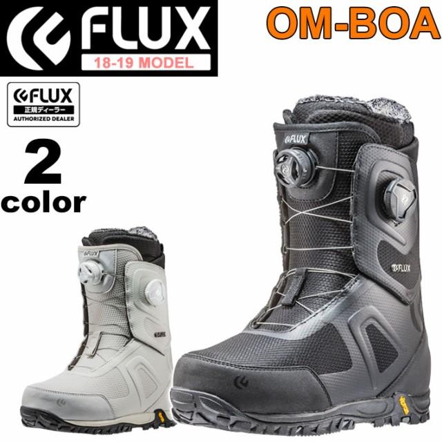 18-19 FLUX フラックス ブーツ OM-BOA オーエム ...