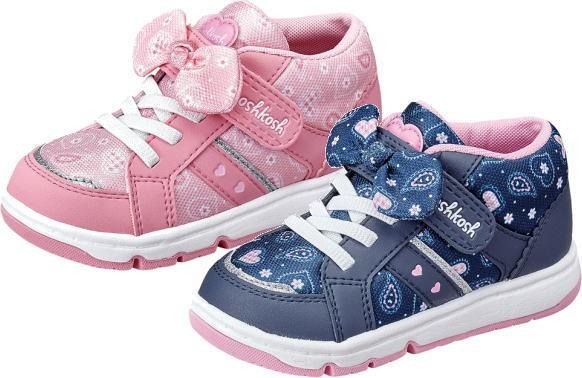 (A倉庫)OSH KOSH オシュコシュ OSK C433 子供靴 ...