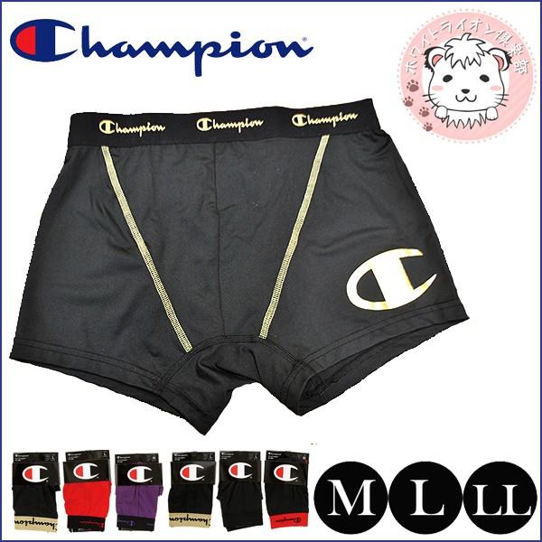 ボクサーパンツ チャンピオン Champion ボクサー...