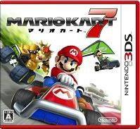 マリオカート7 3DS ソフト CTR-P-AMKJ / 中古 ゲ...