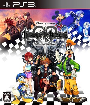 キングダムハーツ HD 1.5 リミックス PS3 ソフト BLJM-60589 / 中古 ゲーム