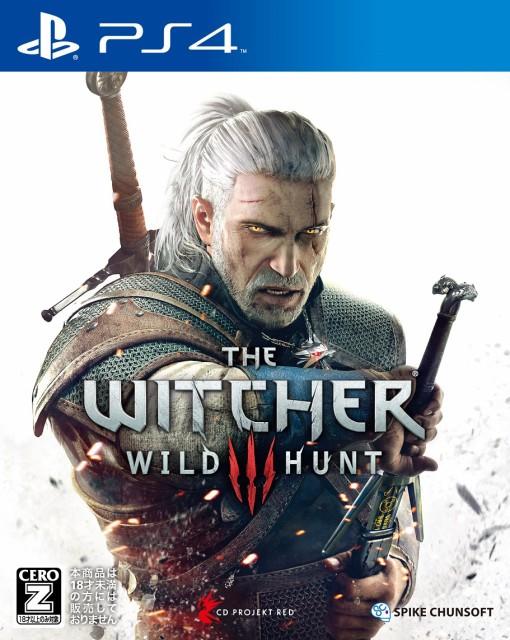 ウィッチャー3 ワイルドハント (CERO区分_Z) PS4 ...